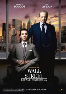 Wednesday Double Feature - Stocks and Bonds - Wall Street: Money Never Sleeps