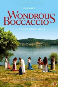 Wednesday Double Feature - Boccacio's Decameron - Paolo and Vittorio Taviani's -Wondrous Decameron