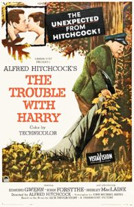 Wednesday Double Feature - The Comedies of Alfred Hitchcock - The Trouble with Harry a wonderful dark comedy thriller
