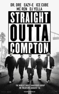 Wednesday Double Feature - HipHop Drama - Straight Outa Compton