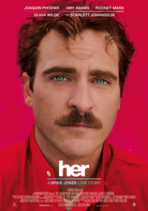 Wednesday Double Feature - Love and Artificial Inteligence? - her