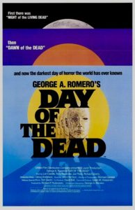 Halloween Double Feature - Zombie Apocolypse - Day of the Dead - horror zombies