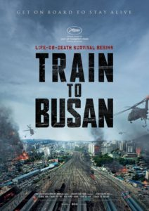 Halloween Double Feature - Zombie Apocolypse - train to busan