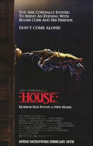 Halloween Double Feature - Ghost Stories house