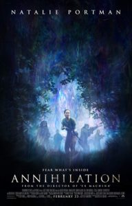 Wednesday Double Feature - Into the Zone -  Alex Garland's Annihilation