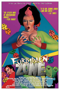 Wednesday Double Feature - Fantasy Rock Operas - The Forbidden Zone