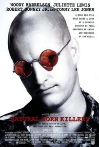 Wednesday Double Feature - The Killer and The Media - natural Born killers