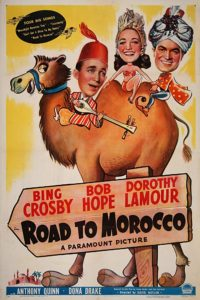 Wednesday Double Feature - The Road To Morocco