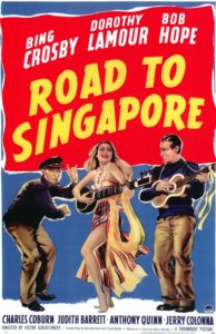 Wednesday Double Feature - The Road To Singapore.