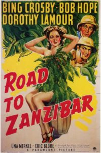 Wednesday Double Feature - The Road To Zanzibar